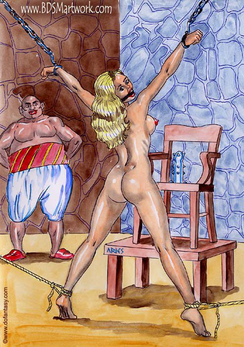 Harem playthings (humiliation by Aries)
