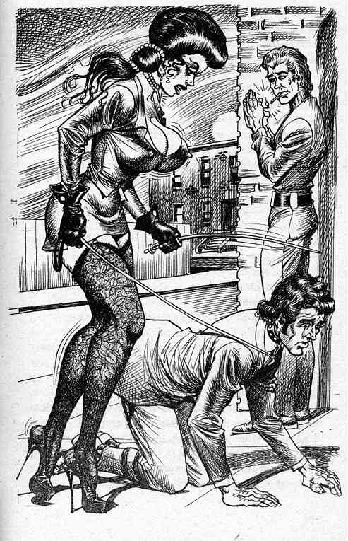 Exclusive illustrations (sick art by Bill Ward)