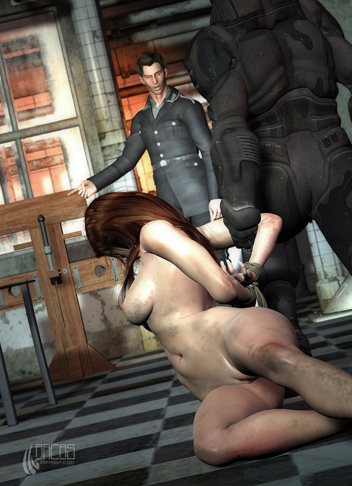 Dominance (bondage by Arcas)