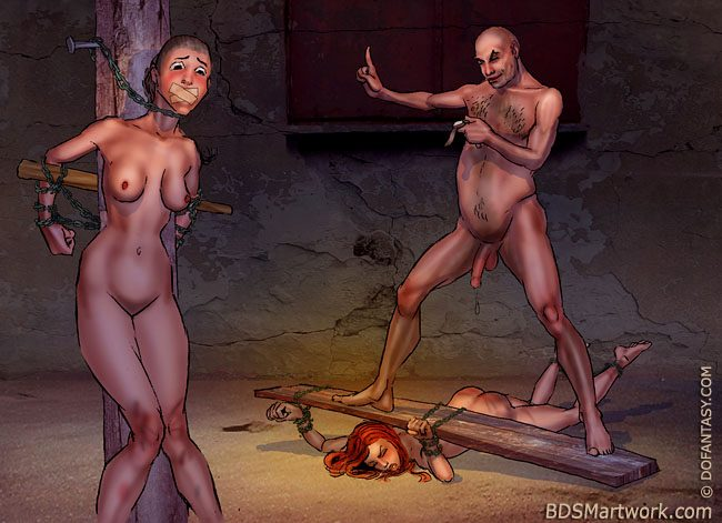 Slave collector (pain by Rougin)