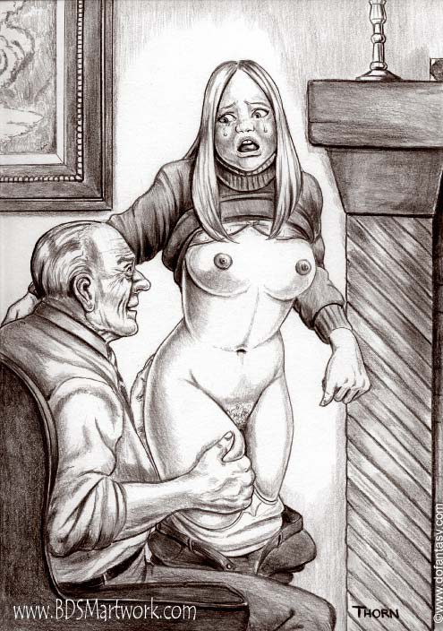 Miranda's uncle Jack (bdsm by Thorn)