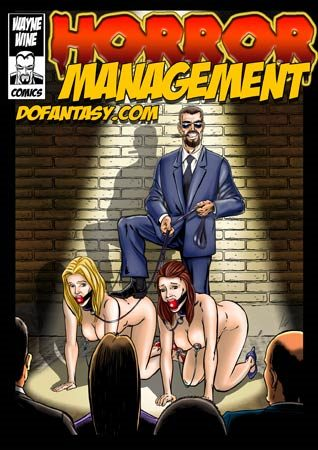 Horror management (fansadox 284 by Wayne Wine)