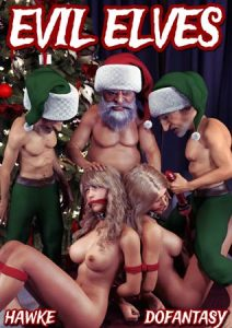 Evil elves (fansadox 556 by Hawke)