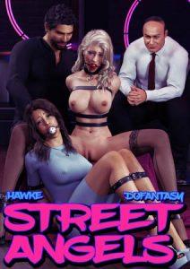Street angels (fansadox 573 by Hawke)